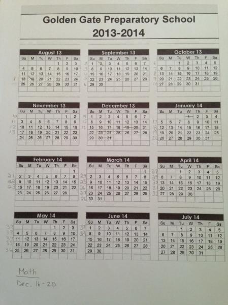 CalendarMarked